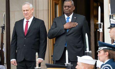 Mỹ cam kết ủng hộ bất kỳ nhà lãnh đạo nào của Israel trong tương lai