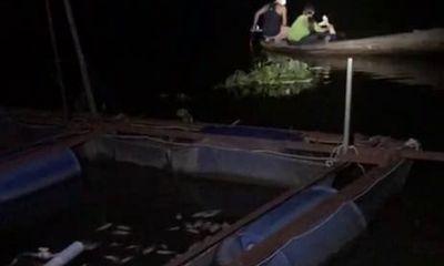 Tiền Giang: Một người tử vong do giật điện khi đi chài cá