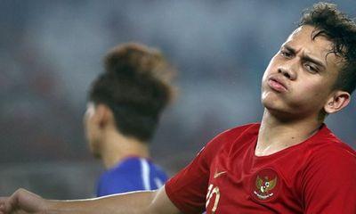 Vòng loại World Cup 2022: Hai trụ cột Indonesia để ngỏ khả năng ra sân gặp tuyển Việt Nam