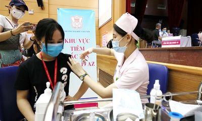 Hà Nội lên kế hoạch triển khai tiêm vaccine phòng COVID-19 cho người dân