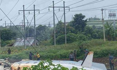 Myanmar: Máy bay quân sự gặp nạn, 12 người thiệt mạng