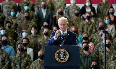 Trước thềm hội nghị thượng đỉnh Mỹ-Nga, ông Biden buông lời