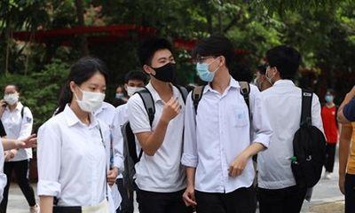 Hà Nội: Sáng nay (12/6), 93.000 sĩ tử bắt đầu kỳ thi vào lớp 10 THPT