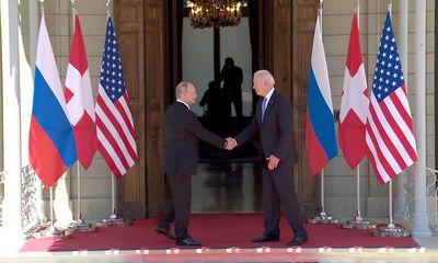 Tổng thống Putin nói gì sau gần 4 giờ đồng hồ thảo luận với người đồng cấp Mỹ?