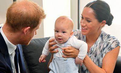 Con trai Hoàng tử Harry có thể sẽ không được nhận tước vị hoàng gia