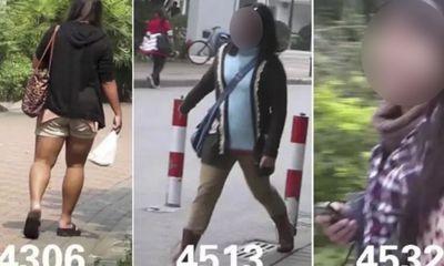Bào tàng Trung Quốc hứng chỉ trích vì xếp hạng nhan sắc 5.000 nữ sinh từ
