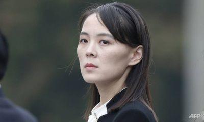 Em gái Chủ tịch Triều Tiên Kim Jong-un tuyên bố Mỹ giải mã