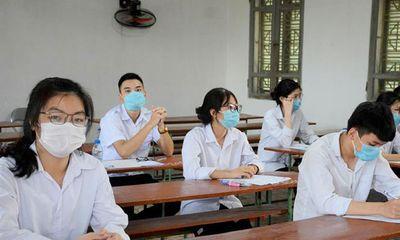 Hà Nội: Thí sinh thi tốt nghiệp THPT phải hoàn tất khai báo y tế trước ngày 7/7