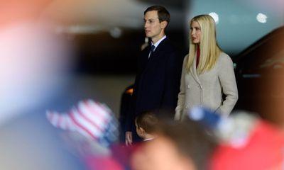 CNN: Cựu Tổng thống Trump và vợ chồng con gái