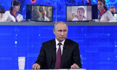 Người Nga gửi hơn 1 triệu câu hỏi đến phiên hỏi đáp trực tiếp với Tổng thống Putin