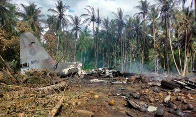 Tai nạn máy bay ở Philippines: Số người tử vong đã lên tới 29, dự kiến có thể tiếp tục tăng