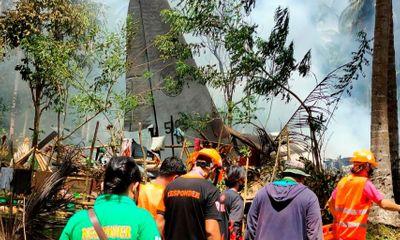 Philippines yêu cầu điều tra vụ tai nạn máy bay quân sự tồi tệ nhất trong 3 thập kỷ