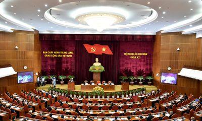 Ngày làm việc thứ hai của Hội nghị Trung ương 3