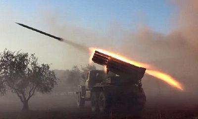 Tình hình chiến sự Syria mới nhất ngày 14/7: Trực thăng Nga áp sát, xe quân sự Mỹ buộc phải quay đầu