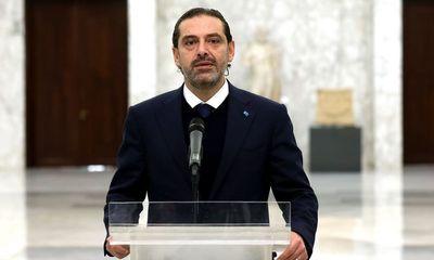 Thủ tướng được chỉ định của Lebanon từ chức sau gần 9 tháng