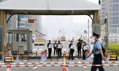 Phát hiện trường hợp mắc COVID-19 đầu tiên trong làng Olympic