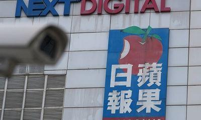 Cảnh sát Hong Kong bắt giữ cựu tổng biên tập báo Apple Daily