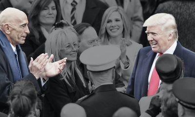 Chủ tịch Uỷ ban nhậm chức của ông Trump bị bắt với cáo buộc hoạt động như đặc vụ nước ngoài