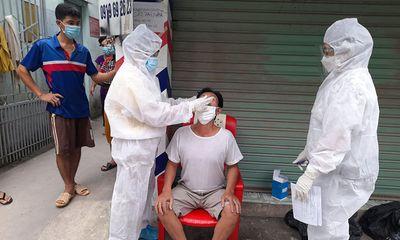 Tin trong nước - Bản tin tối 23/7: Thêm 3.409 ca mắc COVID-19 mới, Việt Nam ghi nhận hơn 7.000 ca bệnh trong ngày