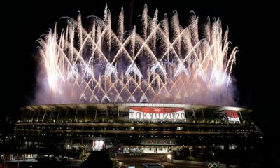 Lễ khai mạc Thế vận hội Olympic Tokyo 2020: Những hình ảnh rực rỡ