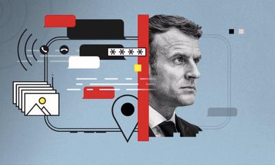 Tổng thống Pháp Macron yêu cầu điều tra sau vụ rò rỉ số điện thoại riêng