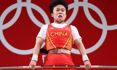 Olympic Tokyo 2020: Trung Quốc phản ứng sau bức ảnh
