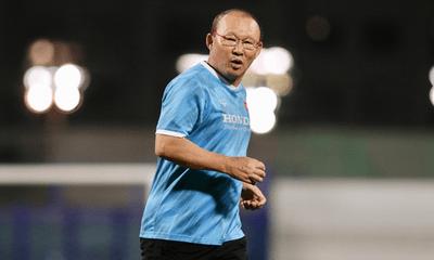 HLV Park Hang-seo đến Việt Nam, sẽ chỉ đạo đội tuyển tập luyện từ xa