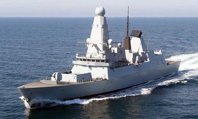 Tham mưu trưởng Hạm đội Biển Đen bị giáng chức sau vụ tàu Anh tiến vào lãnh hải Crimea