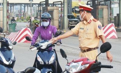 TP.HCM: Hơn 1.000 người bị xử phạt sau tuần đầu siết chặt quy định giãn cách