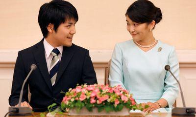 Rộ tin công chúa Nhật Bản sắp chuyển tới Mỹ sống cùng vị hôn phu