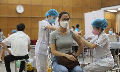 Bộ Y tế: Không tiêm vaccine loại khác ngoài Pfizer cho người đã tiêm AstraZeneca