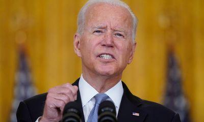 Tỷ lệ ủng hộ Tổng thống Biden giảm xuống mức thấp kỷ lục sau khủng hoảng Afghanistan