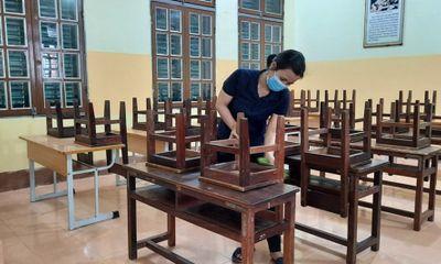 Sơn La: Học sinh tạm nghỉ học sau khi phát hiện 2 ca mắc COVID-19 mới