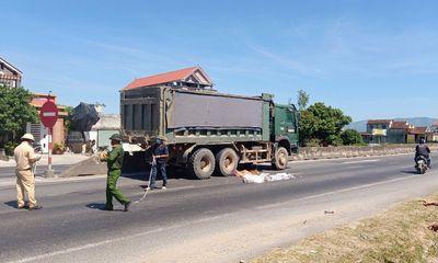 Tin tức tai nạn giao thông ngày 19/8: Băng qua đường, người phụ nữ bị xe tải tông tử vong