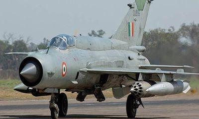 Máy bay quân sự Mig-21 rơi trong lúc huấn luyện, Ấn Độ mở cuộc điều tra