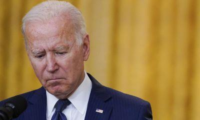 Ngày đen tối nhất của Tổng thống Biden từ đầu nhiệm kỳ đến nay