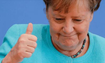 Thủ tướng Đức Merkel sẽ nhận lương hưu bao nhiêu sau khi rời nhiệm sở?