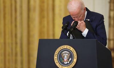 Khảo sát: 52% người muốn ông Biden từ chức sau khủng hoảng ở Afghanistan