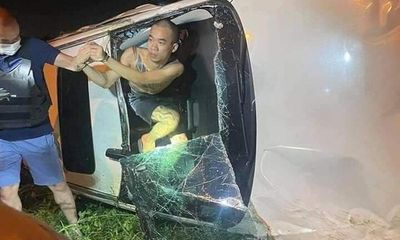 Tin tức tai nạn giao thông ngày 4/9: Tạm giữ đối tượng lái xe gây tai nạn bỏ chạy, kéo lê xe máy dưới gầm