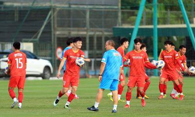 HLV Park trả 2 cầu thủ về CLB, đón Minh Vương và Bùi Tiến Dũng trở lại đội tuyển