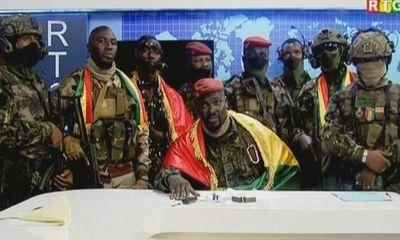 Đảo chính ở Guinea: Chính phủ mới sẽ được thành lập sau vài tuần