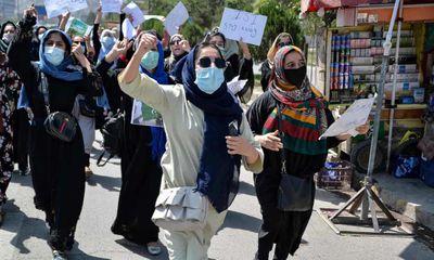 Taliban cấm mọi hình thức biểu tình không phép tại Afghanistan
