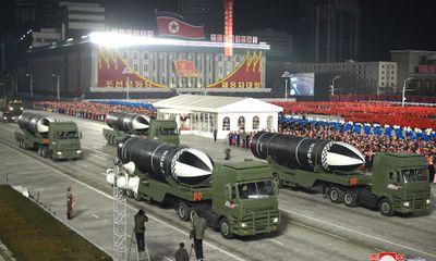 Rộ tin Triều Tiên duyệt binh trong đêm