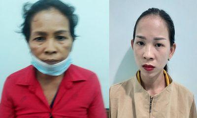 An Giang: Bắt giam 2 mẹ con buôn bán ma tuý, thu giữ 320 triệu đồng