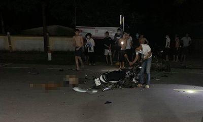 Tin tức tai nạn giao thông mới ngày 16/9: Hai xe máy tông nhau trong đêm, 4 người thương vong