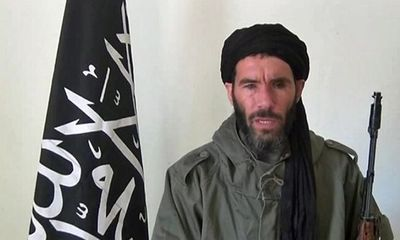 Tổng thống Pháp tuyên bố đã tiêu diệt thủ lĩnh khủng bố IS ở Sahara