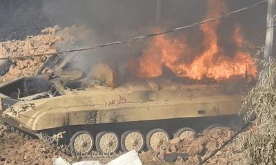 Tình hình chiến sự Syria mới nhất ngày 17/9: Nhóm khủng bố Hayat Tahrir al-Sham nhận trách nhiệm tấn công quân đội Nga