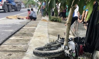 Tin tức tai nạn giao thông mới ngày 18/9: Va chạm với xe máy điện, nam thanh niên tử vong tại chỗ