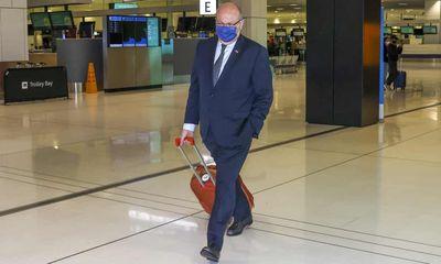 Những lời cuối của đại sứ Pháp trước khi kéo vali rời Australia