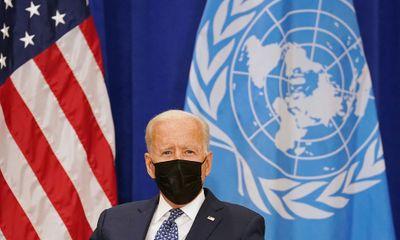 Ông Biden lần đầu phát biểu tại Đại hội đồng Liên hợp quốc, cam kết